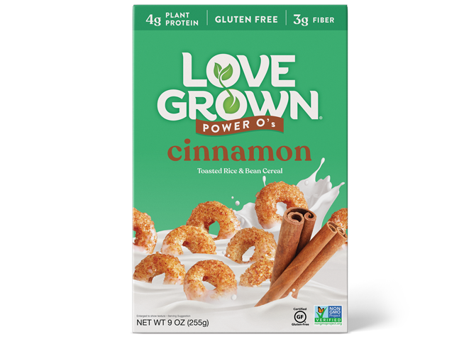 Love Grown Power Os Cinnamon